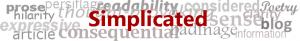 Simplicated logo