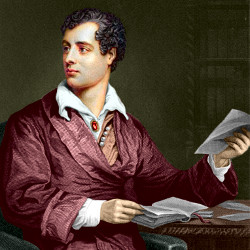 Lord Byron - mad, bad and dangerous to know