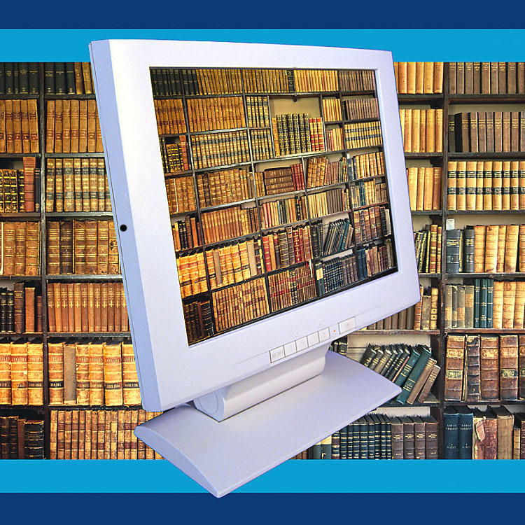 Computer library